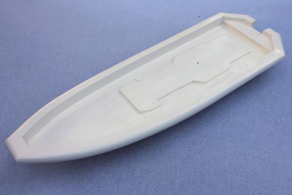 Schlauchboot LRB - Rumpf